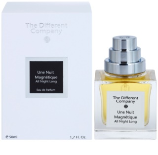 The Different Company Une Nuit Magnetique eau de parfum campione unisex