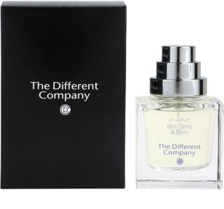 The Different Company Un Parfum Des Sens&Bois Eau de Parfum sample for Women
