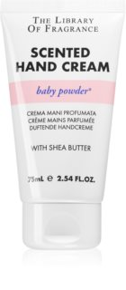 The Library of Fragrance Baby Powder Handcreme