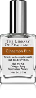The Library of Fragrance Cinnamon Bun kolínská voda unisex