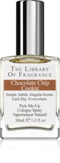 The Library of Fragrance Chocolate Chip Cookie eau de cologne mixte