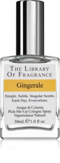 The Library of Fragrance Gingerale eau de cologne pour homme
