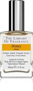 The Library of Fragrance Honey Eau de Cologne Unisex
