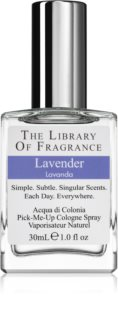 The Library of Fragrance Lavender eau de cologne unisex