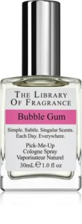 The Library of Fragrance Bubble Gum eau de cologne pour femme