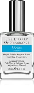 The Library of Fragrance Ocean  eau de cologne mixte