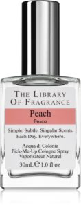 The Library of Fragrance Peach Eau de Cologne Unisex