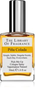 The Library of Fragrance Pina Colada Eau de Cologne for Women