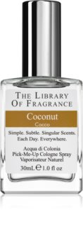The Library of Fragrance Coconut eau de cologne pour femme