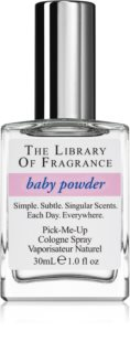 The Library of Fragrance Baby Powder kolínská voda unisex