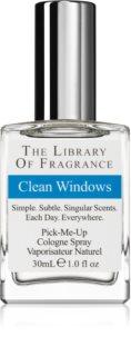 The Library of Fragrance Clean Windows Eau de Cologne Unisex