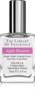 The Library of Fragrance Apple Blossom acqua di Colonia da donna