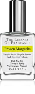 The Library of Fragrance Frozen Margarita eau de cologne mixte