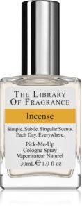 The Library of Fragrance Incense agua de colonia para hombre