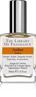 The Library of Fragrance Amber eau de cologne mixte
