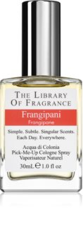 The Library of Fragrance Frangipani  eau de cologne pour femme