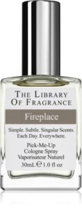 The Library of Fragrance Fireplace Eau de Cologne für Herren