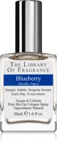 The Library of Fragrance Blueberry  eau de cologne pour femme