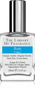 The Library of Fragrance Rain  Eau de Cologne Unisex