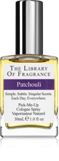 The Library of Fragrance Patchouli  Eau de Cologne Unisex