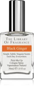 The Library of Fragrance Black Ginger kolonjska voda uniseks