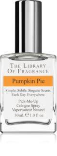 The Library of Fragrance Pumpkin Pie kolínská voda unisex