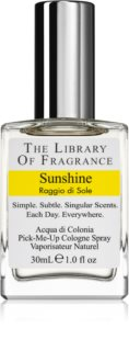 The Library of Fragrance Sunshine eau de cologne pour femme