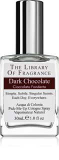 The Library of Fragrance Dark Chocolate kolínská voda unisex