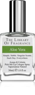 The Library of Fragrance Aloe Vera eau de cologne mixte