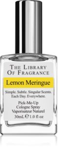 The Library of Fragrance Lemon Meringue Eau de Cologne Unisex