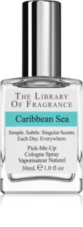 The Library of Fragrance Caribbean Sea eau de cologne mixte