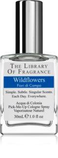 The Library of Fragrance Wildflowers kölnivíz hölgyeknek