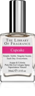 The Library of Fragrance Cupcake  Eau de Cologne für Damen