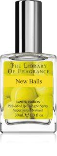 The Library of Fragrance New Balls agua de colonia para hombre
