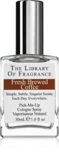 The Library of Fragrance Fresh Brewed Coffee eau de cologne mixte