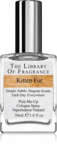 The Library of Fragrance Kitten Fur eau de cologne mixte