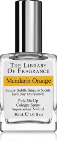 The Library of Fragrance Mandarin Orange eau de cologne mixte