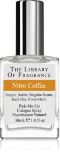The Library of Fragrance Nitro Coffee Eau de Cologne Unisex