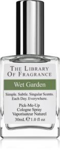 The Library of Fragrance Wet Garden agua de colonia unisex