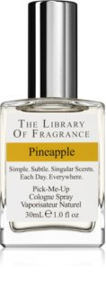 The Library of Fragrance Pineapple Eau de Cologne unisex