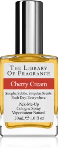 The Library of Fragrance  Cherry Cream eau de cologne pour femme