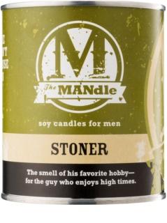 The MANdle Stoner vonná sviečka