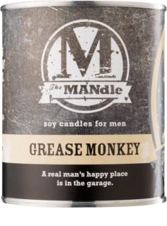 The MANdle Grease Monkey Duftkerze