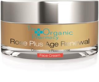 The Organic Pharmacy Anti-Ageing creme de pele antirrugas e com efeito refrescante