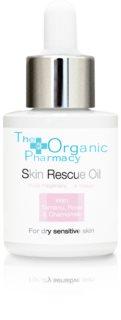The Organic Pharmacy Skin регенериращо SOS олио за суха до чувствителна кожа