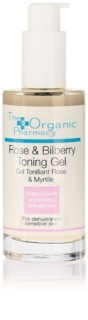 The Organic Pharmacy Skin gel colorato per pelli disidratate con tendenza all'arrossamento