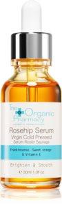 The Organic Pharmacy Skin регенериращ и озаряващ серум с шипково масло