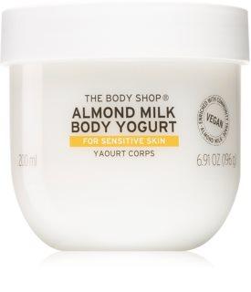 The Body Shop Almond Milk Körperjoghurt