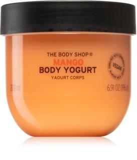 The Body Shop Mango telový jogurt