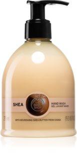 The Body Shop Shea Flüssigseife mit Bambus Butter